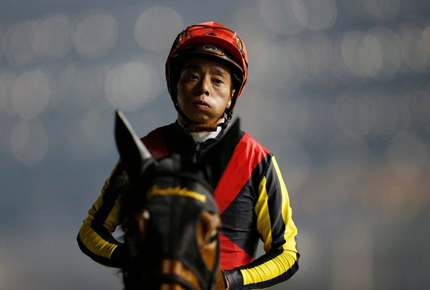 岩田康誠策騎的貴婦人在末段反被聖堂帶離,無緣奪冠。