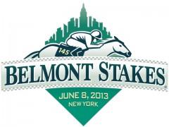 belmont stakes logo 2013