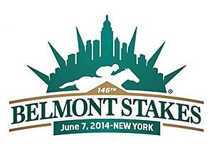 belmont stakes logo 2014