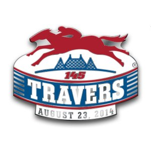 Travers Stakes logo 2014