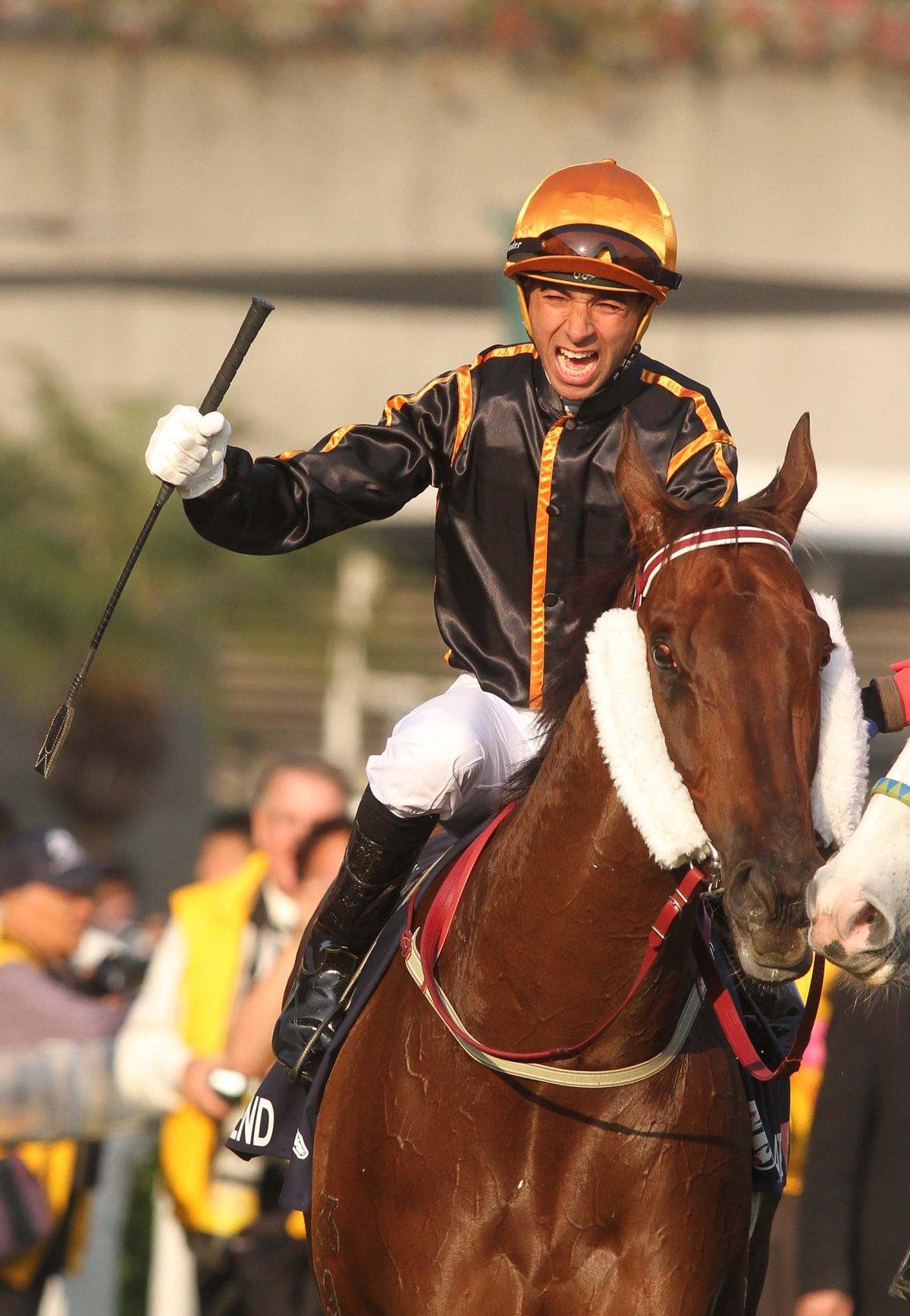 [JerryMa]香港一哩錦標,步步友盡顯一哩皇者本色