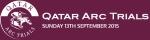Qatar Arc Trials logo