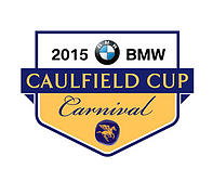 2015 caulfield cup logo