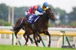 「朗日清天」的第六場頭馬似乎還比贏寶塚紀念賽更輕鬆。 Source: keibalab