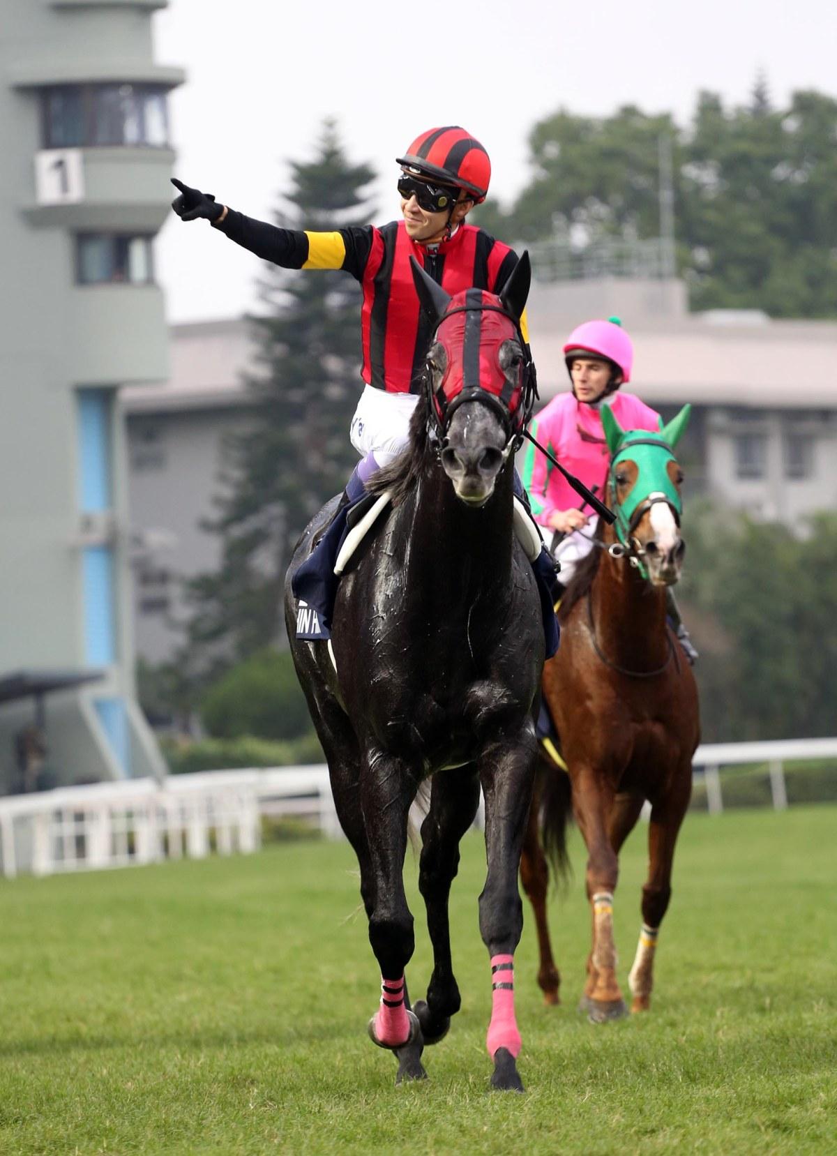 [Flameracing]榮進之光段段有,新幹線香港盃開通(含賽日報導)
