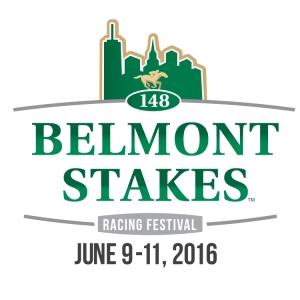 Belmont Stakes 2016 logo