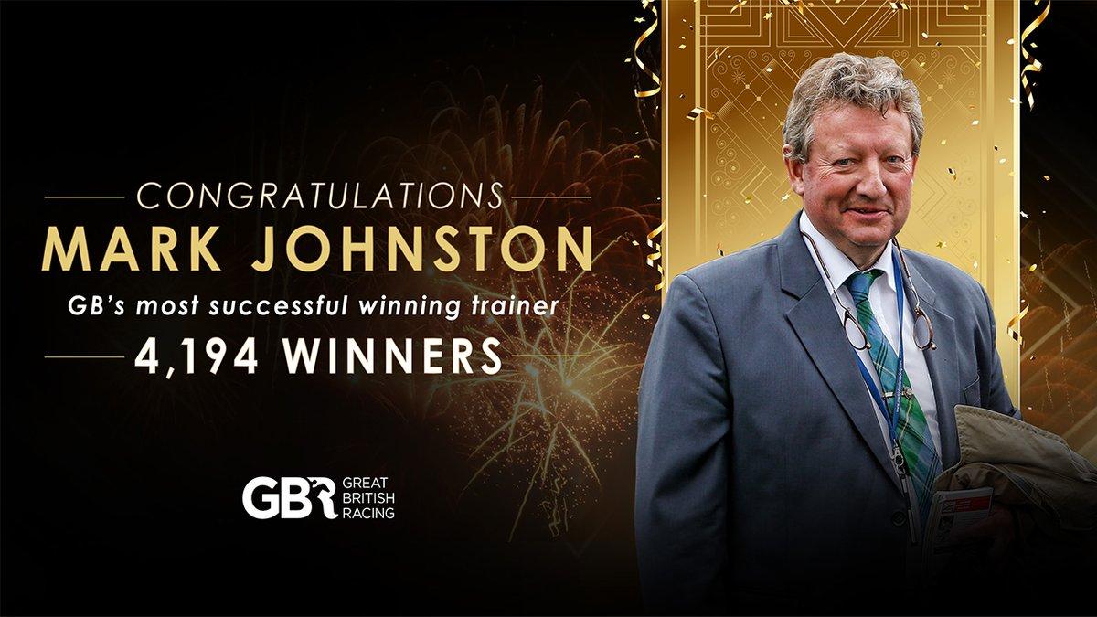 [快訊]張仕頓成英國最多勝練馬師