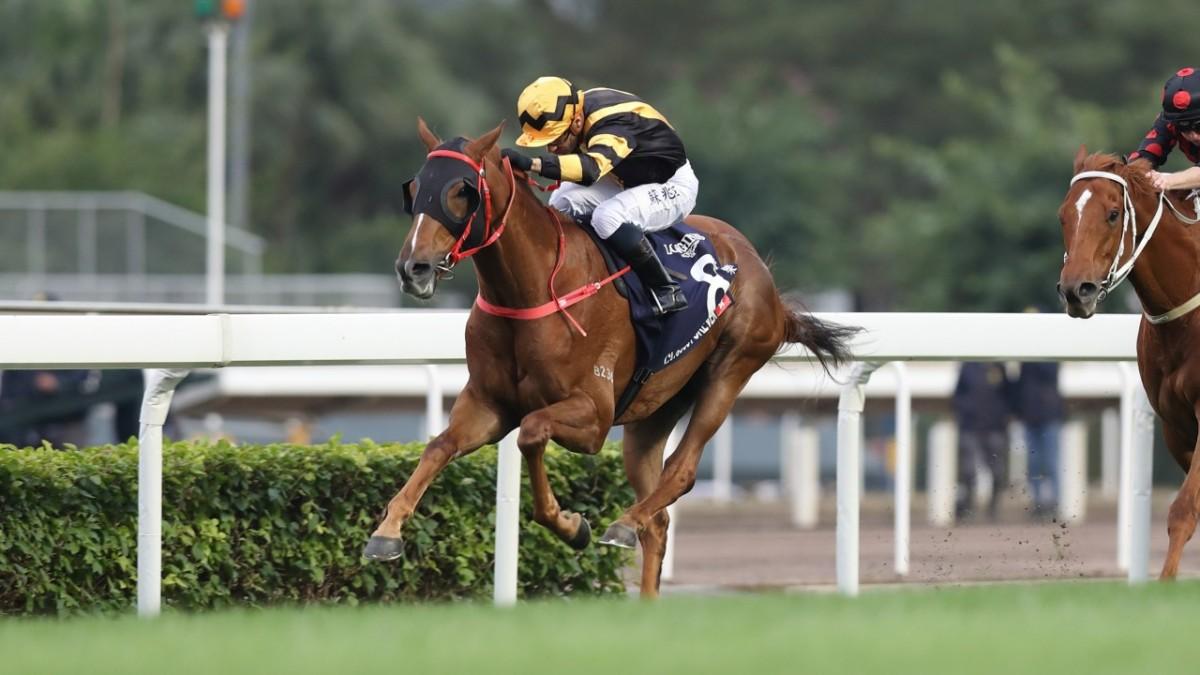 [Flameracing]香港盃,歡樂之光大反擊,控制步速取勝。港隊首度囊括四項大賽(完全版)
