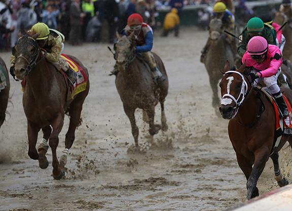 肯塔基打吡大賽延遲舉行,法國全面停賽,維省賽馬會實行騎師禁制令(更新版)