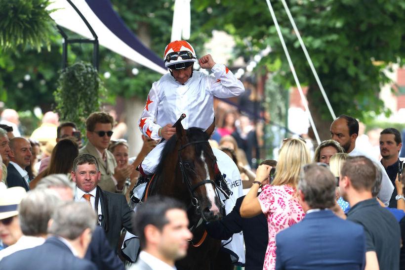 法國賽馬會全面封殺Phoenix Thoroughbreds馬匹