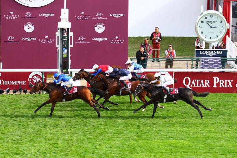 2020年6月1日法國二千堅尼賽馬日部份重點推介
