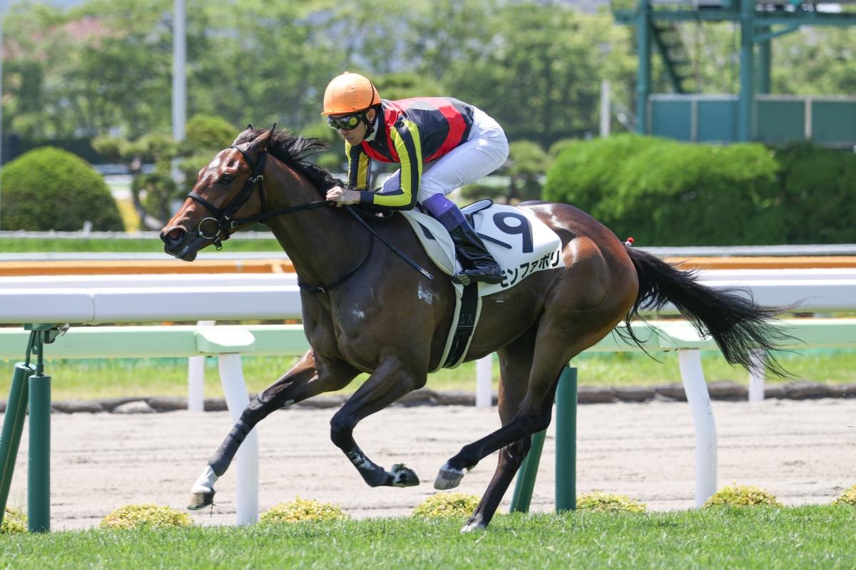 每日賽馬晚報(2020年6月20日),皇家雅士谷賽事餘下戰報,范高爾子嗣日本一出狂勝五個馬位