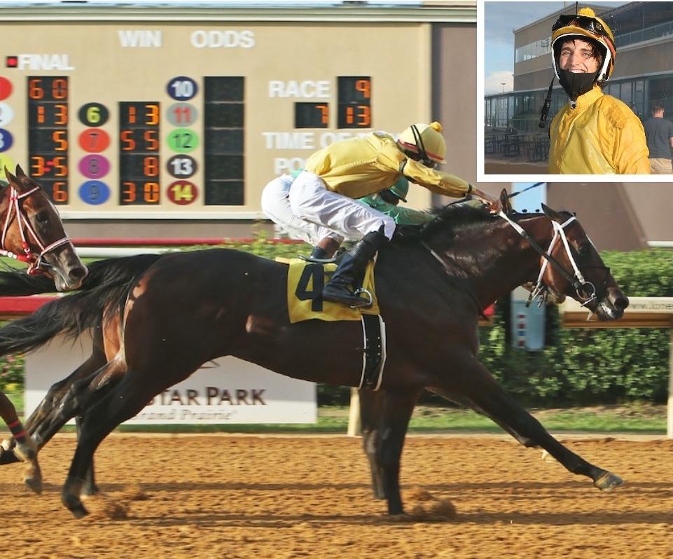 每日賽馬晚報(2020年7月28日),連達文週六澳洲回歸,艾蒙信兒子策騎首勝