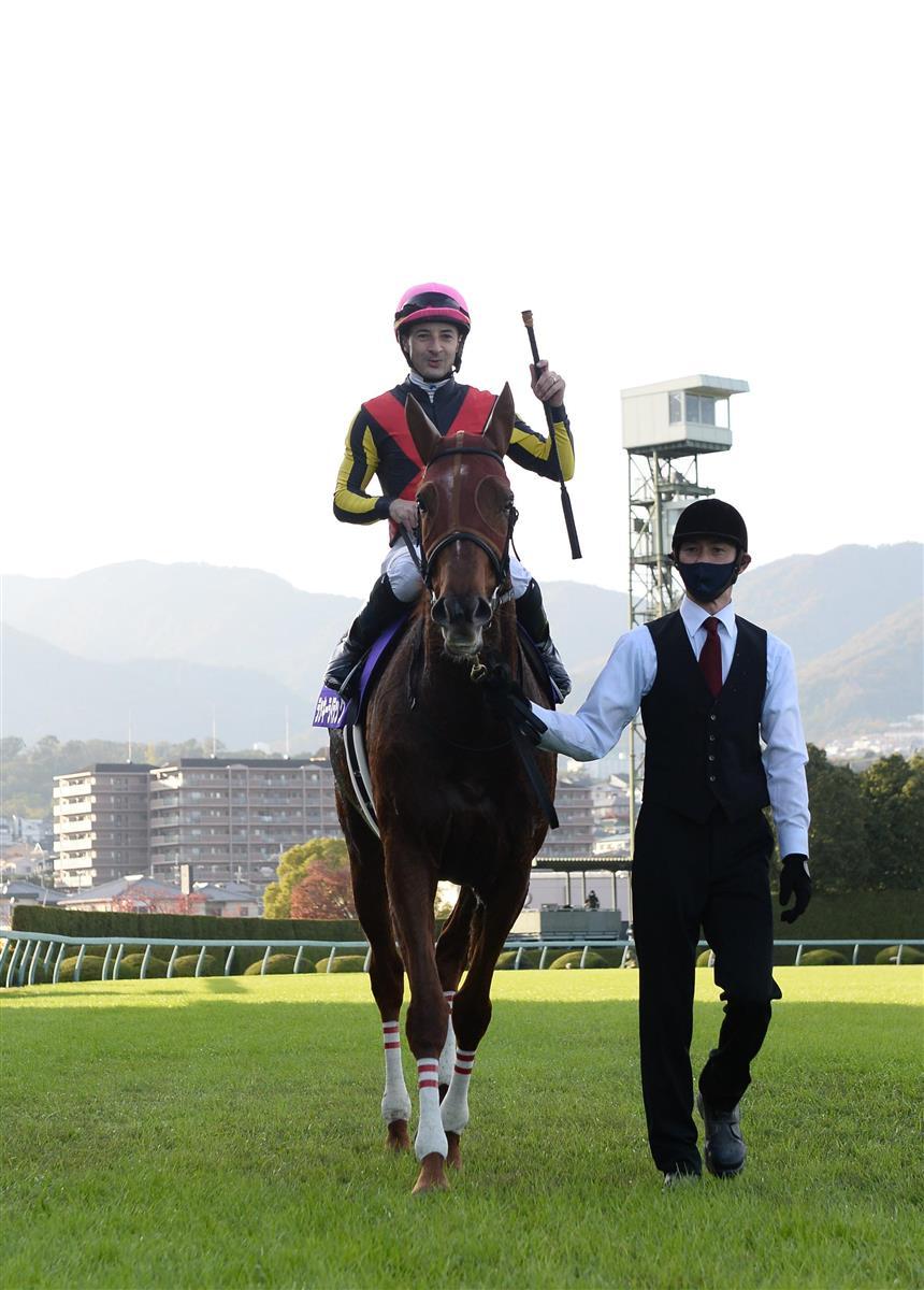 福永祐一及李慕華有馬紀念賽「互換座騎」