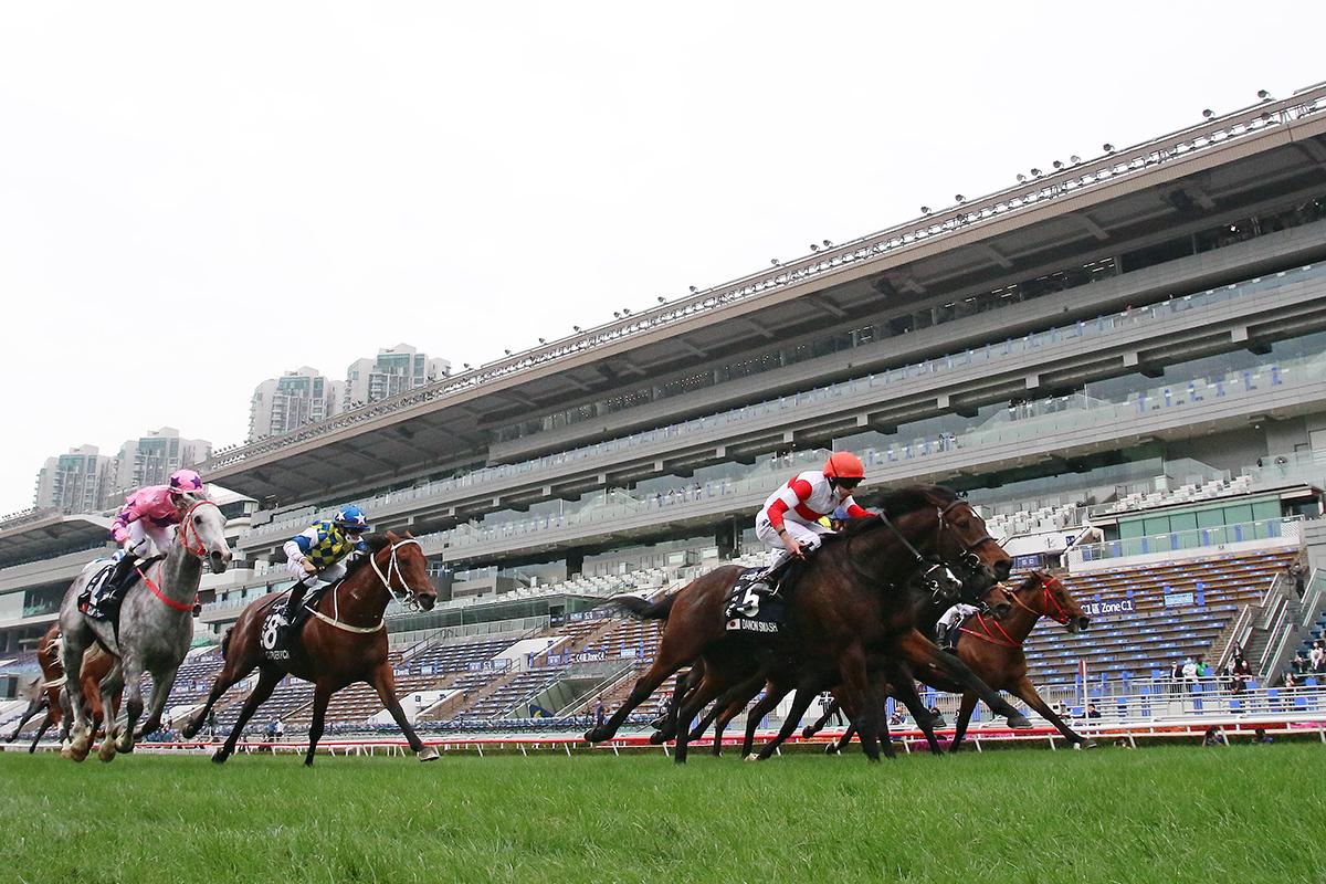 香港短途錦標,日本馬短途海外G1稱霸