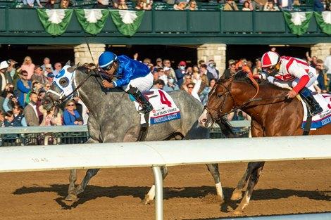 肯塔基打吡大賽二十駒參戰馬速寫